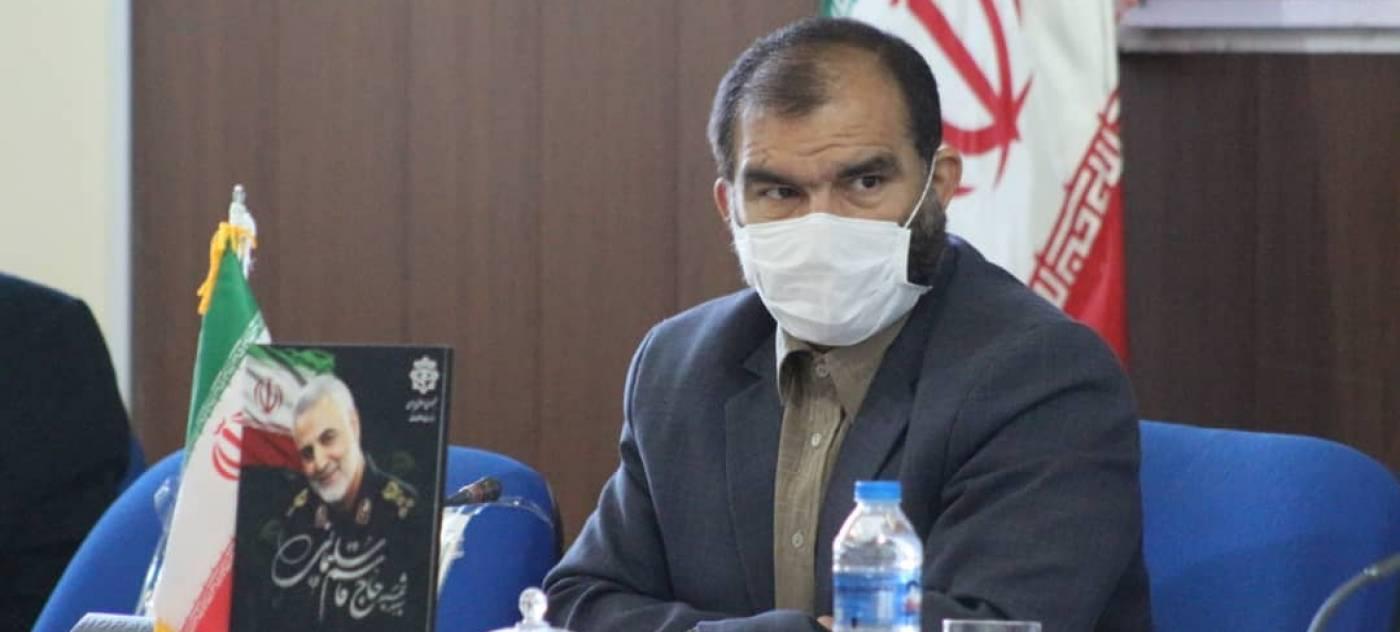 ستاد پیشگیری و کنترل و هماهنگی مقابله با ویروس کرونا شهرستان کبودراهنگ برگزار شد.