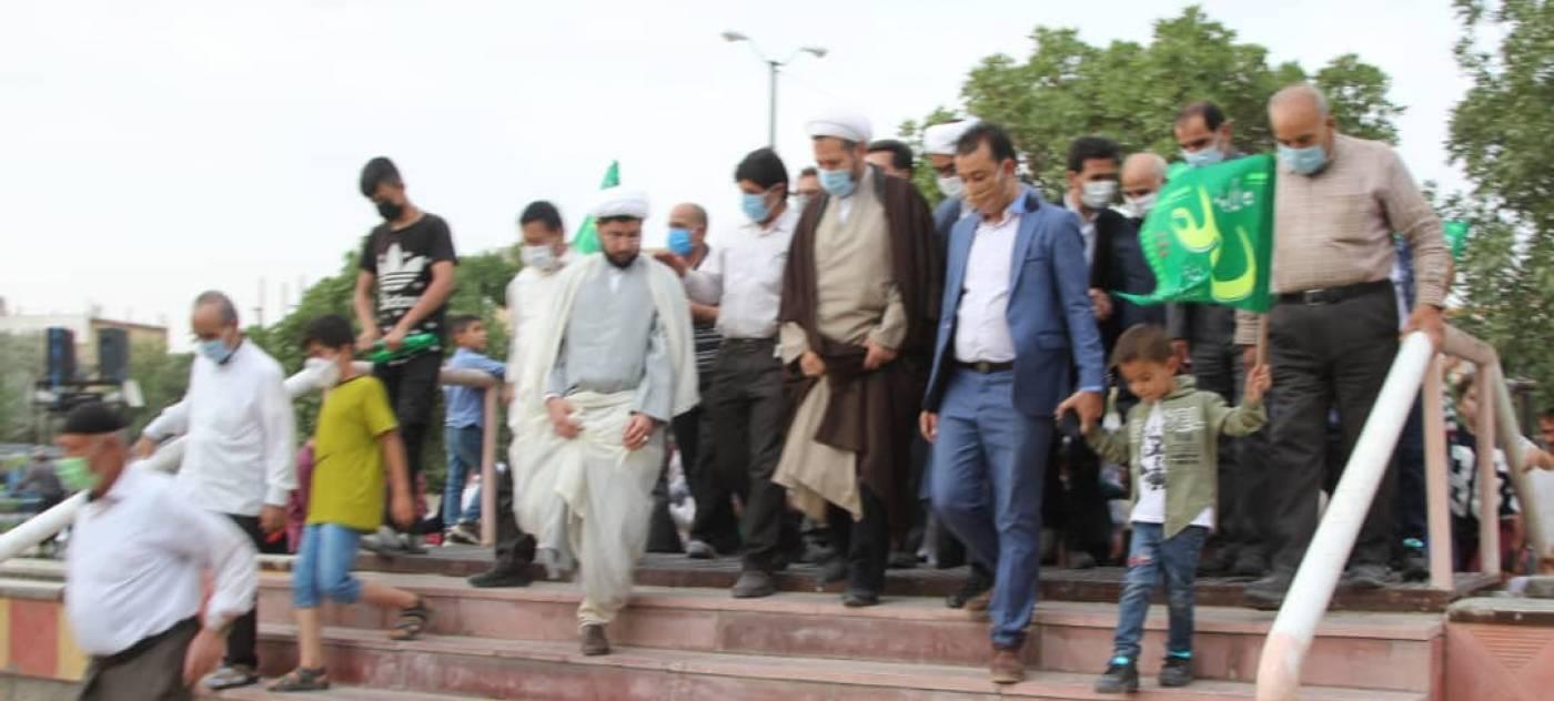 جشن بزرگ عید سعید غدیرخم در شهرستان کبودراهنگ برگزار شد