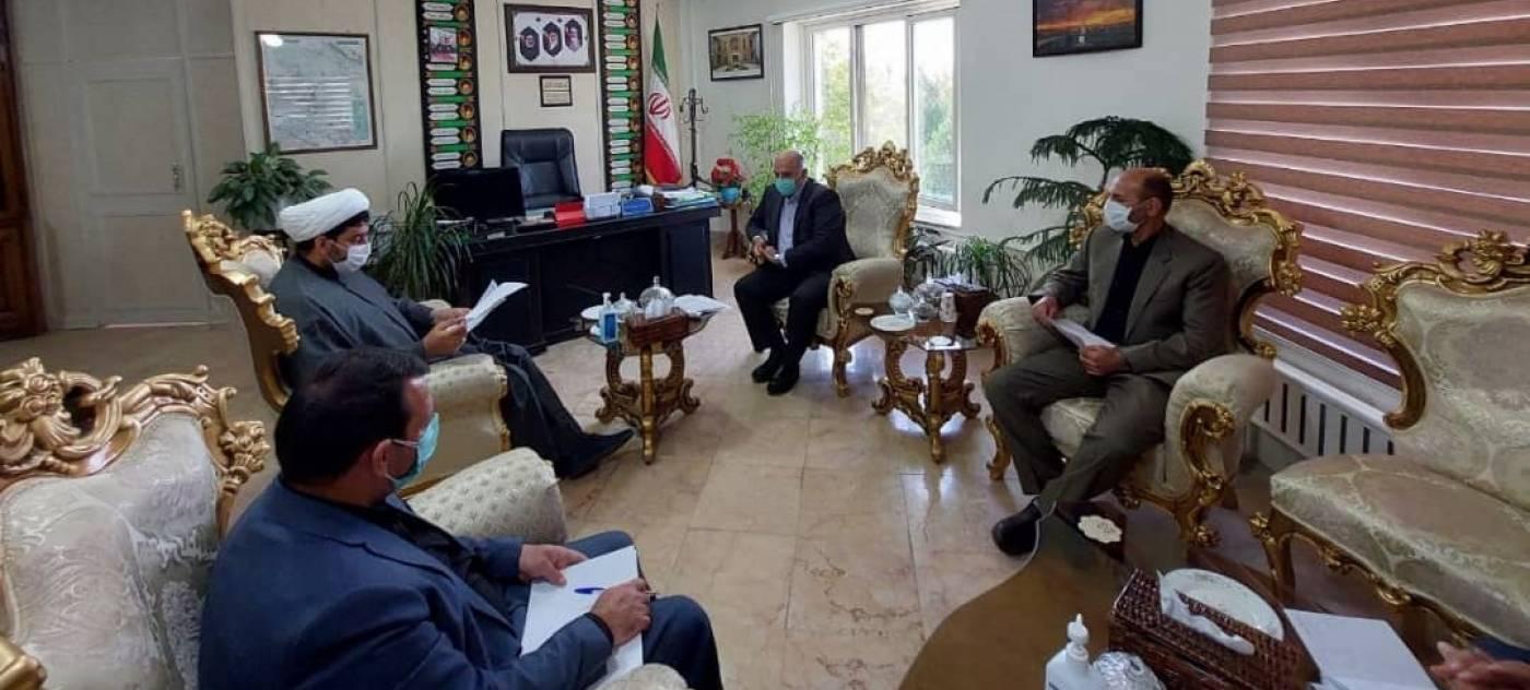 فرماندار ویژه ملایر: بیش از 12 میلیارد تومان به حوزه راه اختصاص یافت