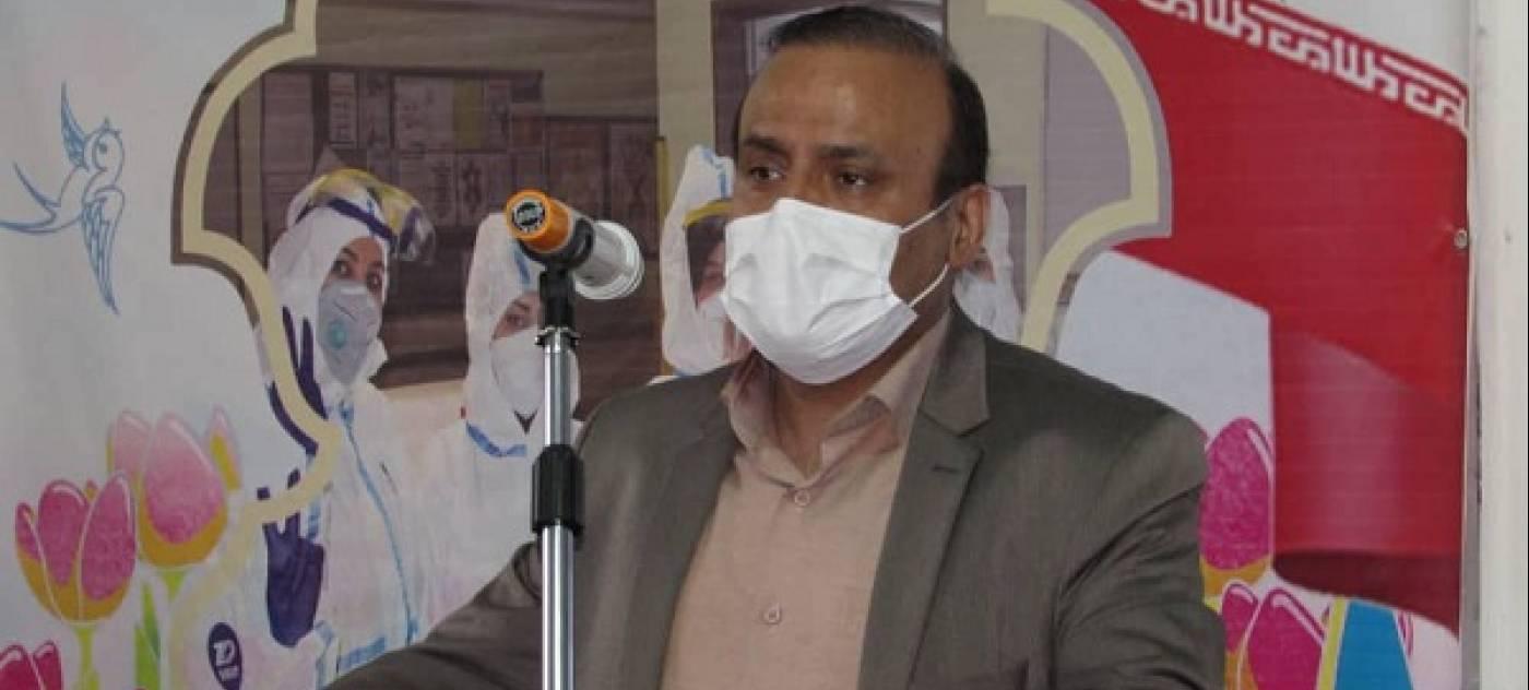 فرماندار اسدآباد در مراسم افتتاح  خوابگاه دانشجویی