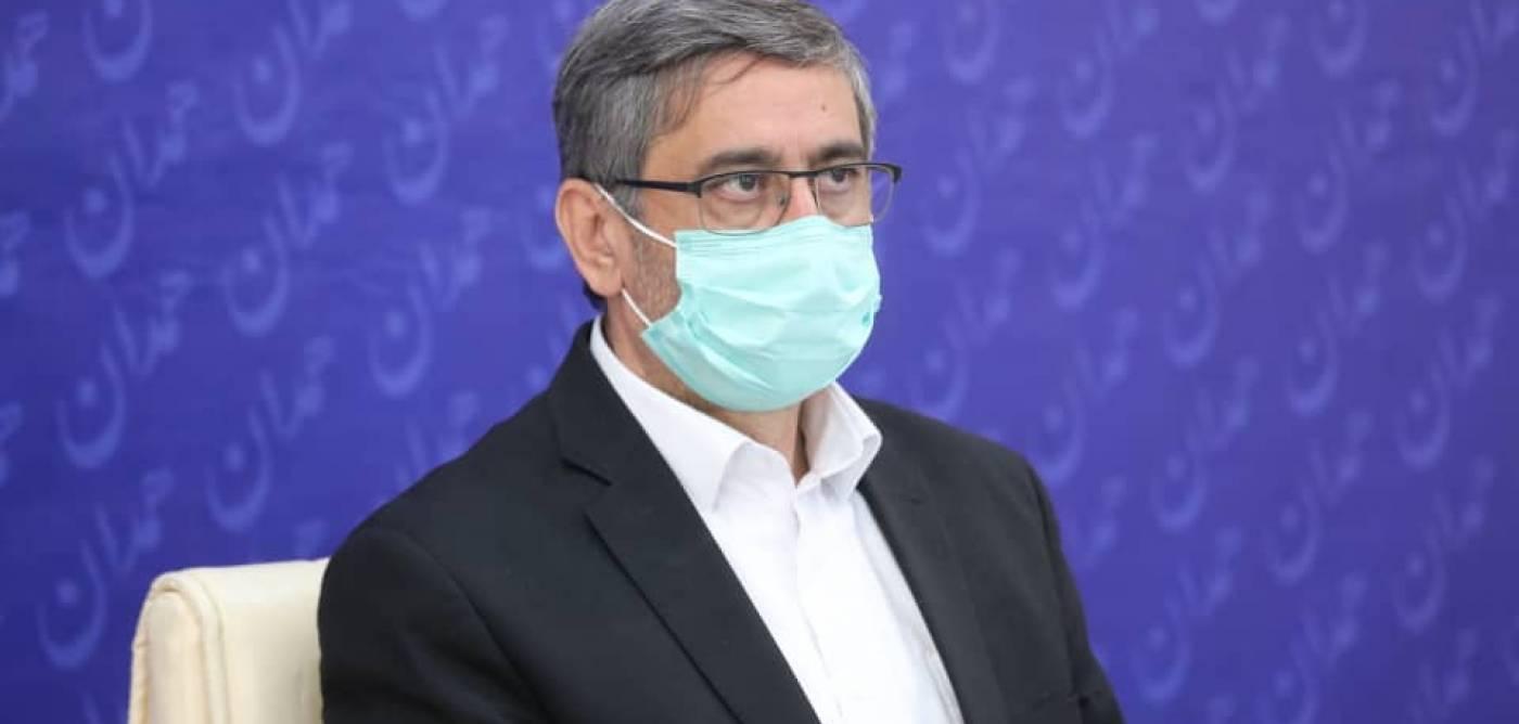 استاندار همدان: مردم شیوع ویروس کرونا را جدی بگیرند و دچار عادیانگاری نشوند
