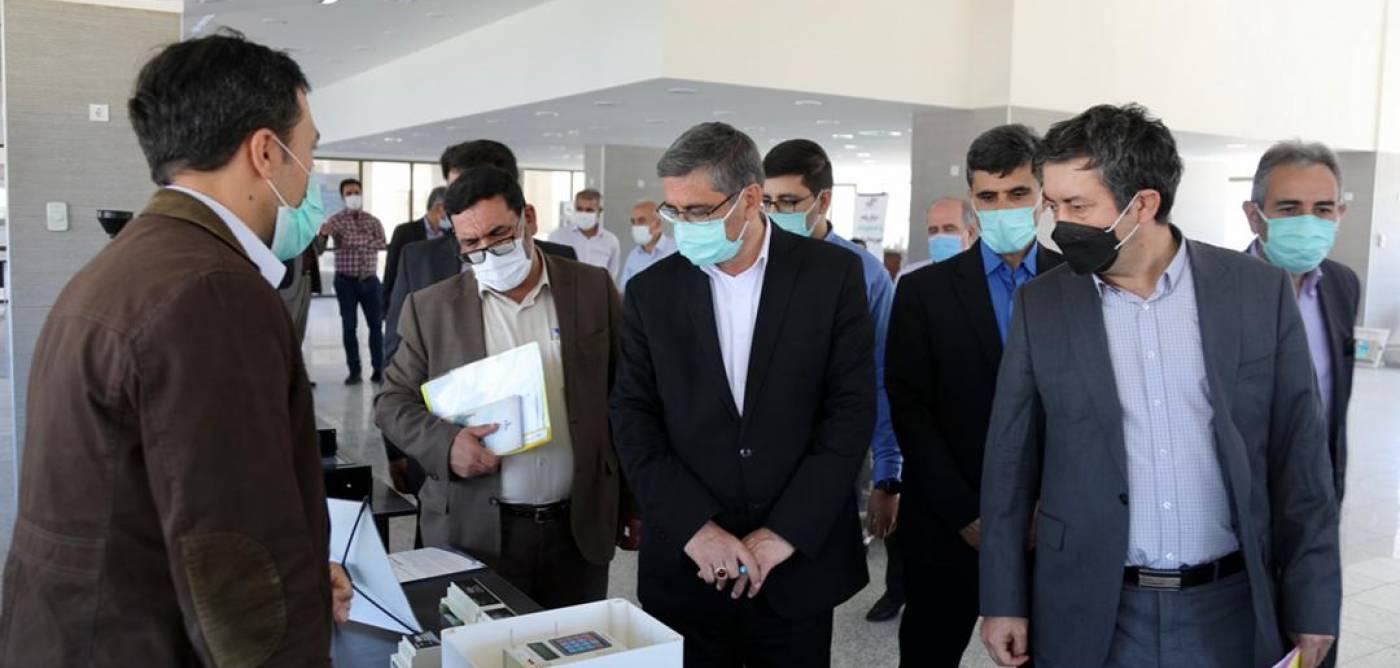 استاندار همدان: صنایع با پارک علم و فناوری توسعه می یابد