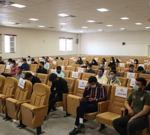 دوره آموزشی و توجیهی هیاتهای بازرسی انتخابات کبودراهنگ برگزار شد