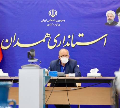نتایج انتخابات ریاست جمهوری در استان همدان اعلام شد